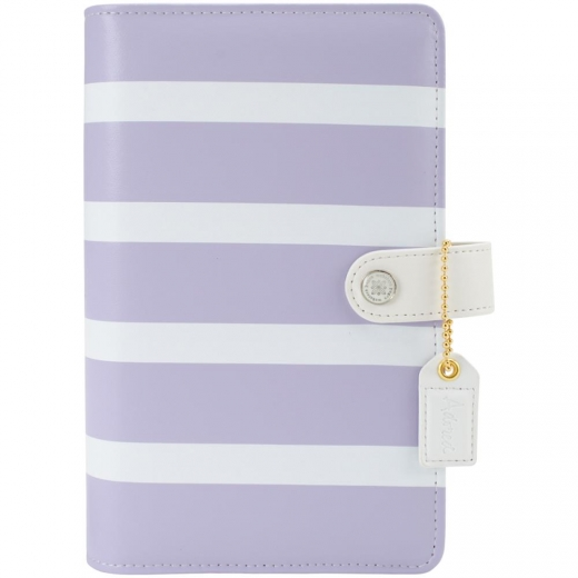 Планнер PERSONAL PLANNER Binder: Lavender/White by Websters Pages (БЕЗ внутреннего наполнения)