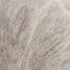 Пряжа DROPS Brushed Alpaca Silk, цвет light grey