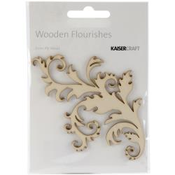 Деревянные украшения KaiserCraft Wood Flourishes Flourish (FL444)