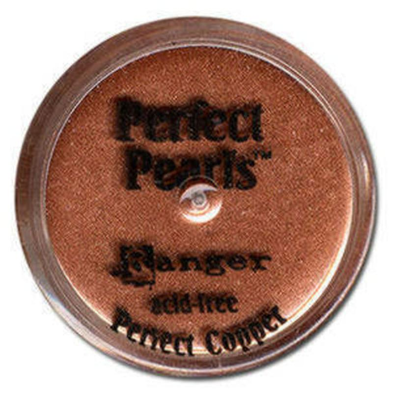 Жемчужная пудра Ranger Perfect Pearls Open Stock Copper (PPP - 17738)