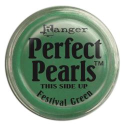 Жемчужная пудра Ranger Perfect Pearls Open Stock Festive Green (PPP - 36814)