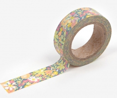 Бумажный скотч Dailylike washi tape - a tiny flower