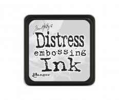 Чернила для эмбоссинга Tim Holtz Distress Mini Embossing Ink Pad