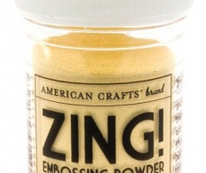 Пудра для эмбосинга American Crafts Zing Opaque Embossing Butter (718813271387)