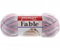 Пряжа для вязания Premier Yarns Fable Yarn - Cinderella