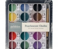 фото Меловые краски I Kan'dee Chalk Set Pearlescent Jewel Tones