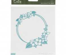 фото Нож для вырубки Kaisercraft Decorative Die Hydrangea Circle
