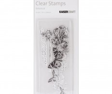фото Штамп Timeless Clear Stamps 5cm X 13cm - Botanical