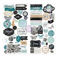 Чипборд ZELLA TEAL CHIPBOARD