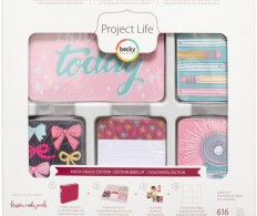 Набор карточек Project Life Core Kit Knick Knack