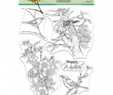 Штапмы Penny Black Clear Stamps, Sublime