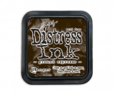 фото Штемпельная подушка Tim Holtz Distress Ink Pad, Ground Espresso