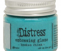 фото Пудра для эмбоссинга Tim Holtz Distress Embossing Glaze, Broken China