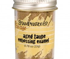 фото Пудра для эмбоссинга Stampendous - Frantage Aged - Taupe
