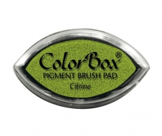 Пигментные чернила ColorBox Clearsnap Pigment Cat's Eye Ink Pad Citrine (746604111963)