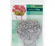 фото Штамп Penny Black Cling Stamps Blooming Bunch