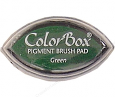 Пигментные чернила ColorBox Pigment Cat's Eye Inkpad Green (320340)