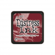 Подушечка с чернилами Tim Holtz Distress Mini Ink Pad - Aged Mahogany