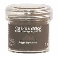 Пудра для эмбоссинга Adirondack Embossing Powder 30 мл Mushroom (ADJ - 22978)