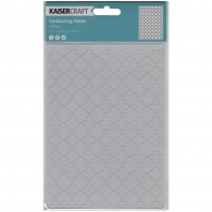 Папка для тиснения Kaisercraft Embossing Folder - Lattice