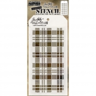 Трафарет Tim Holtz - Plaid