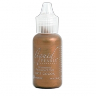 Жидкий жемчуг Ranger Liquid Pearls Glue 5oz Hot Cocoa (789541028154)