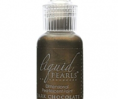 Жидкий жемчуг Ranger Liquid Pearls Glue 5oz Dark Chocolate (LPL 28123)