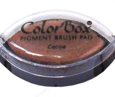 Пигментные чернила ColorBox Clearsnap Pigment Cat's Eye Ink Pad Cocoa (746604110539)