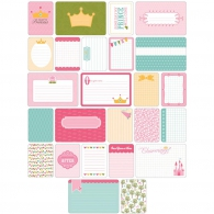 Набор карточек Project Life Themed Cards Princess (718813802550)