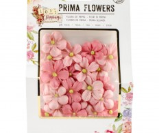 Набор цветов Prima Marketing Love Clippings Flowers Little Bits Of My Heart