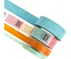 Набор декоративнях скотчей Prima Traveler's Journal Decorative Tape, Sweet Notes