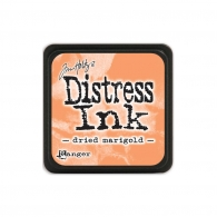 Подушечка с чернилами Ranger Tim Holtz Distress Mini Ink Pad 3х3 см Dried Marigold (789541039921)