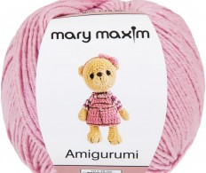 Пряжа Mary Maxim Amigurumi Yarn - Light Rose