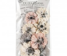 фото Цветы Prima Marketing Mulberry Paper Flowers Simplify/Spring Farmhouse, 8шт