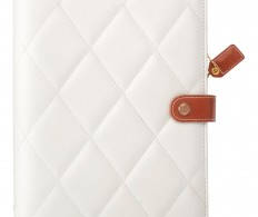фото Планер Color Crush A5 Faux Leather Planner Kit, White Diamond