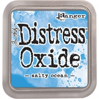 Подушечка Distress Oxides - Salty Ocean