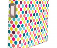 Альбом Project Life D-Ring Album 30х30см Bold Dots
