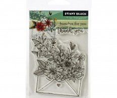 фото Штамп Penny Black Clear Stamps, Bunches For You
