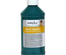 фото Краска для аквагрима зеленая - Handy Art Face Paint Green
