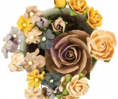 Набор цветов Prima Marketing Bouquet Mix Flowers Hollybrook