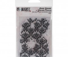 картинка Штамп 49 And Market Clear Stamps 7,6х10см - Faded Damask