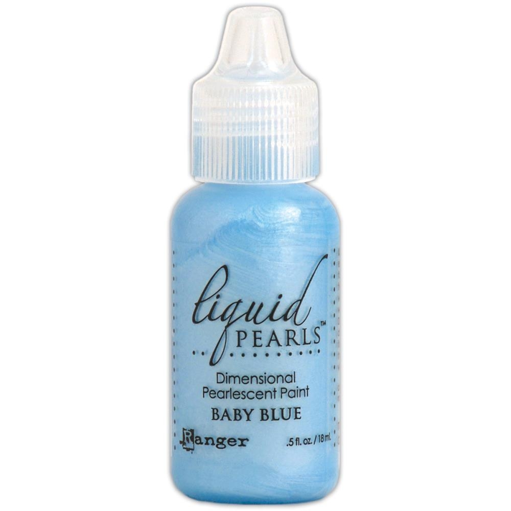 Жидкий жемчуг Ranger Liquid Pearls Glue 148 мл Baby Blue (LPL 01959)