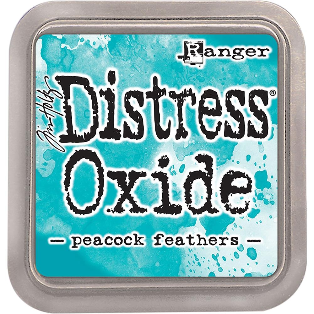 Подушечка Distress Oxides - Peacock Feathers