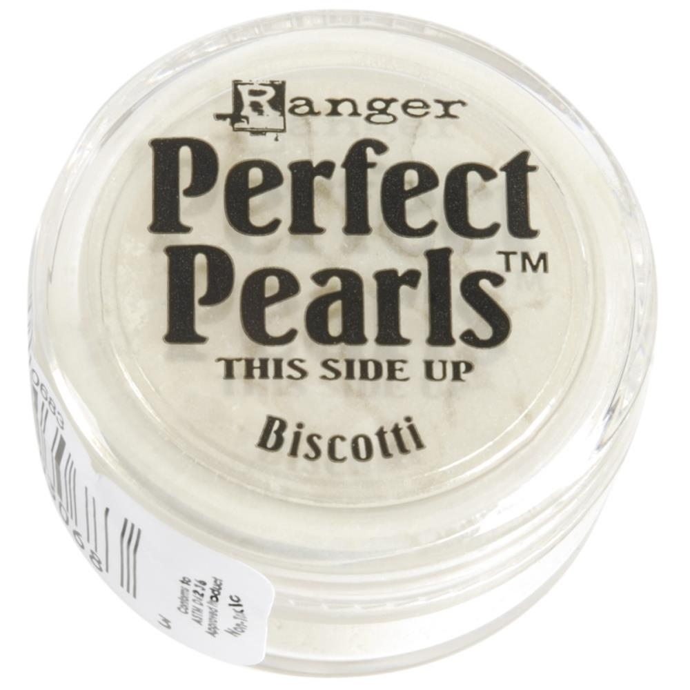 Жемчужная пудра Ranger Perfect Pearls Open Stock Biscotti (477974)