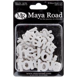 Набор чипбордов Maya Road Mini Love Words 10 Styles 8 (C1603)