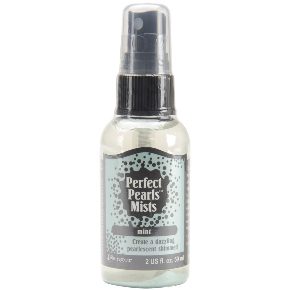 Краска спрей Ranger Perfect Pearls Mist Mint (PPM - 31345)