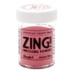 Пудра для эмбоссинга American Crafts Zing! Opaque Embossing Powder 1oz GRAPEFRUIT (718813271356)