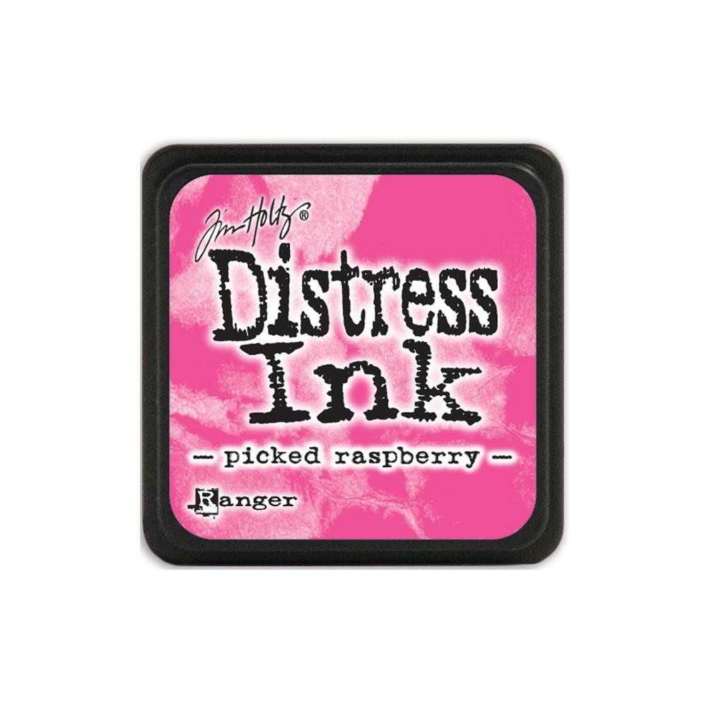 Подушечка с чернилами Tim Holtz Distress Mini Ink Pad - Picked Raspberry