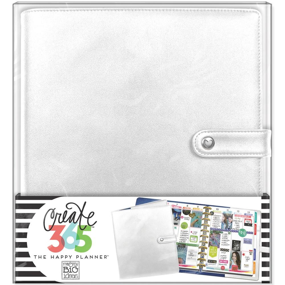 фото Планер Happy Planner Deluxe Big Planner Covers 27X25 см Silver