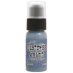 Краска Ranger Tim Holtz Distress Paint 29 мл Stormy Sky (TDD - 38603)